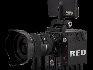 Rent: RED Scarlet M-X Kit (PL, EF, Nikon mounts)