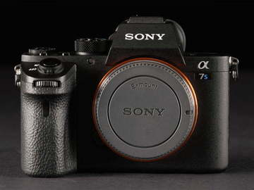 Rent: Sony a7S ii 4K w/Metabones EF-E & Card Package (1 of 4) P4