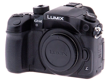 Panasonic Lumix GH4 Indie Production Pack
