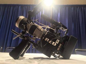 Rent: RED Scarlet M-X Package W/Wireless HDMI Director's Monitor