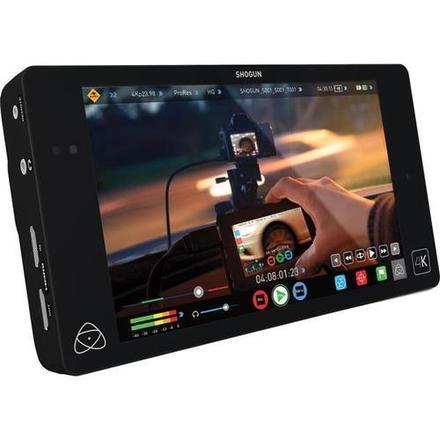 Atomos Shogun 7-in 4K HDMI & SDI Recorder