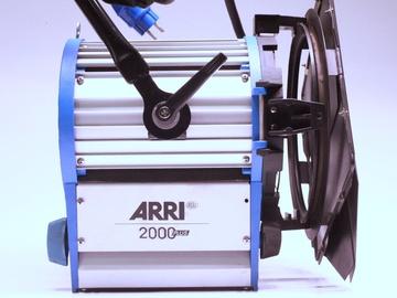 Rent: ARRI 2000W Fresnel