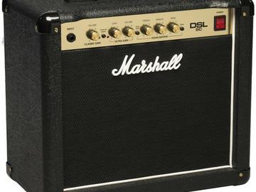 Rent: Marshall Class 5 amplifier