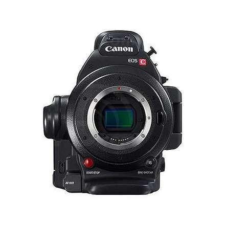 Canon EOS C100 Mark II Cinema Camera