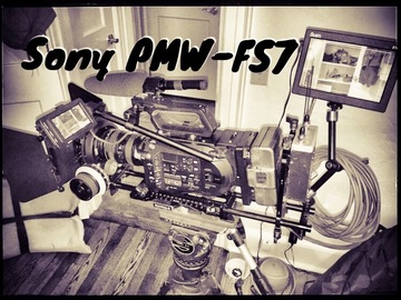 Rent: Sony FS 7 package