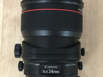 Rent: Canon TS-E 24mm f/3.5 L II Tilt-Shift