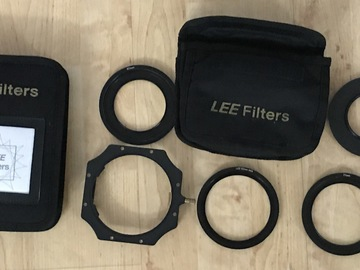Rent: Lee Filter Kit and filters  100x100