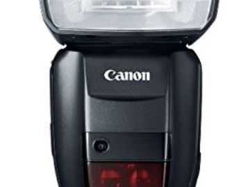 Rent: Canon Speedlite 600EX-RT / ST E3-RT / Glow Hexapop Sotbox