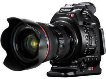 Rent: Canon EOS C100 Cinema Camera + 24-105 L Series Zoom