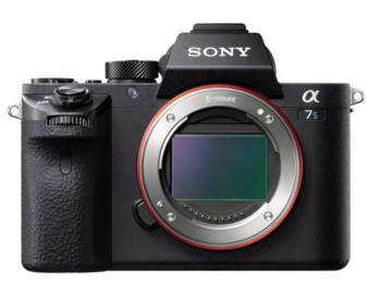 Rent: Sony Alpha a7S II Mirrorless Digital Camera + 2 lenses