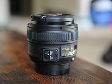 Rent: Nikon AF Nikkor 50mm f/1.8D