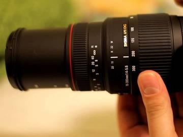 Rent: Sigma 70-300mm f/4-5.6 DG Macro