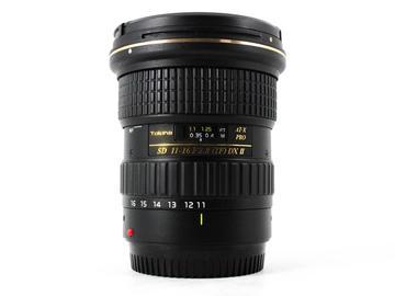 Rent: Tokina 11-16mm f/2.8 AT-X Pro DX II, Canon EF-S Fit
