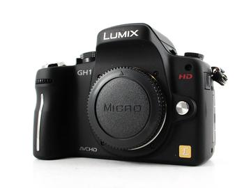 Rent: Panasonic Lumix DMC-GH1