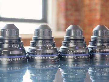 Rent: Zeiss  Compact Prime CP.2 Lens Set (4)