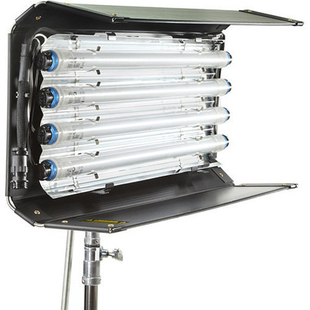 Kino Flo 2-ft 4-Bank Fixture & Ballast, 5600 + 3200 bulbs