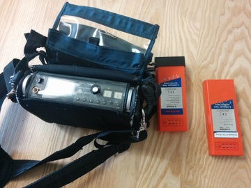 Rent: Tascam DR-680 6-ch Recorder w case, & 2 NP-1 batteries