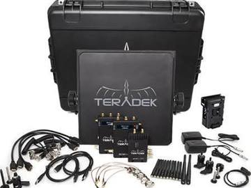 Rent:  Teradek Bolt 2000 SDI/HDMI Set