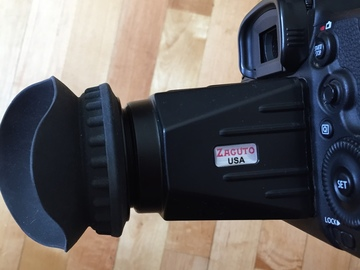 Rent: Zacuto Z-Finder Jr.
