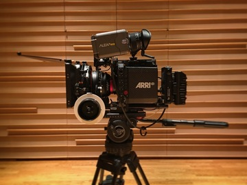 Rent: Arri Alexa Mini Camera Package (Raw)