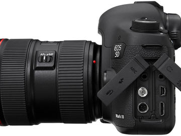 Rent: CANON 5D Mark III PACKAGE w/ LENS and TRIPOD