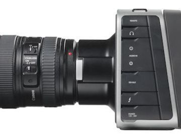 Rent: Blackmagic 4K  Production Camera RUNnGUN Shooter Package