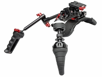 Rent: Zacuto Recoil with Z drive and tornado grip