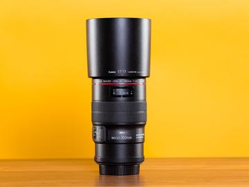 Rent: Canon 100mm f/2.8L Macro IS