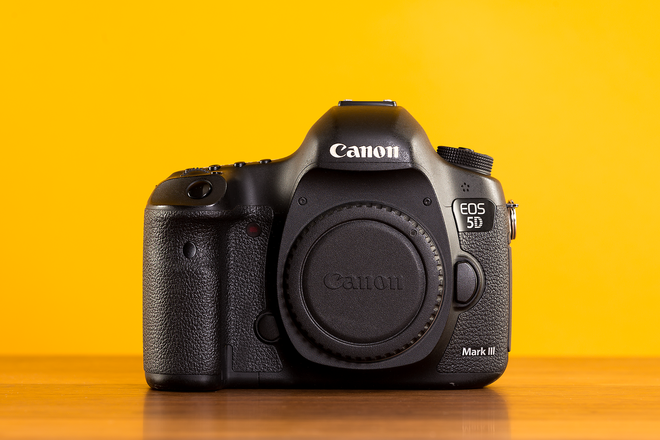 Canon 5d Mark III Camera