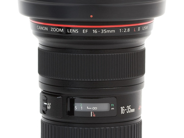 Rent: Canon L-series 16-35mm F2.8 (x3 available)