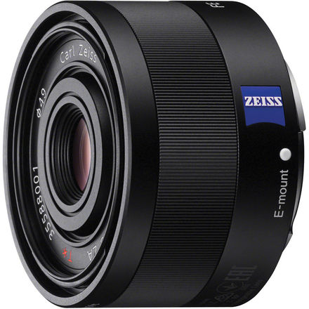 Sony Zeiss  Sonnar T* FE 35mm f/2.8 ZA