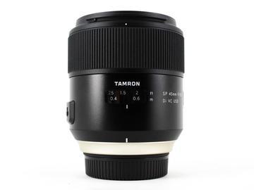 Rent: Tamron SP 45mm f/1.8 Di VC USD, Nikon Fit