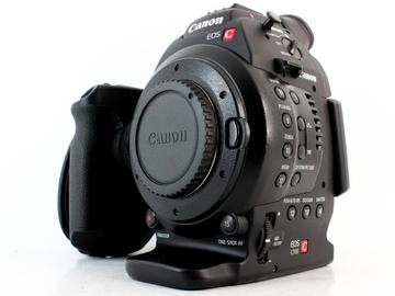 Rent: Canon Cinema EOS C100 with DAF