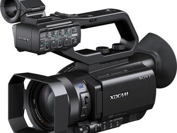 Rent: Sony PXW-X70 XDCAM Camcorder