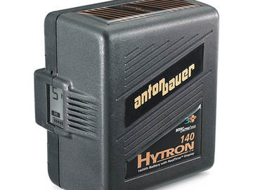 Rent: (4) Anton Bauer Hytron 140 Battery w/ charger and case