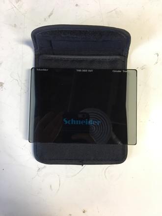 Schneider 4x5.65-in True- Polarizing Filter