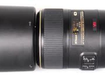 Rent: Nikon AF-S Nikkor 105mm f/2.8G IF-ED VR Micro