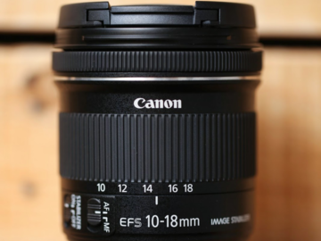 Rent:  Canon 10-18mm wide angle