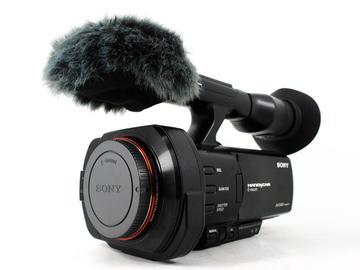 Rent: Sony NEX-VG900