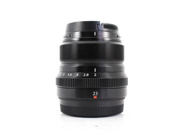 Rent: Fuji XF 23mm f/2 R WR