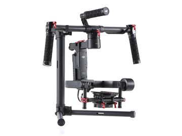 Rent: DJI Ronin-M Handheld Gimbal Stabilizer w/ Extension Rods