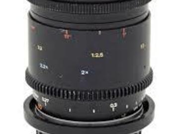 Rent: Zeiss 60mm T3 MK2 Macro PL Standardspeed