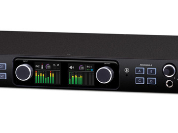 Rent: Apogee Ensemble Thunderbolt Audio Interface