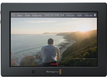 """Rent: Blackmagic Video Assist 4K 7"""" Recording Monitor"""
