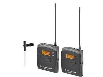 Rent: Sennheiser ew 112-P G3-A Wireless Lavalier System