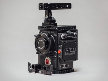 Rent: RED Weapon Helium 8K S35 CF with batteries and expander