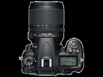 Rent: Nikon D7000