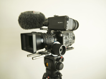 Rent: Sony FS7 4K Cinema Camera