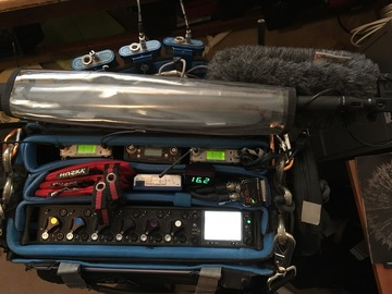 Rent: Sound Devices 664 Package Dual wireless and shotgun pkg