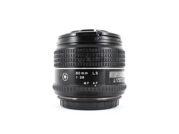 Rent: Phase One Schneider 80mm f/2.8 LS